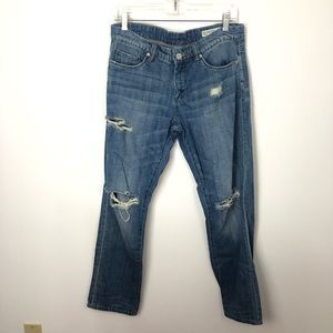 Blank NYC Tomboy Jeans Size 28